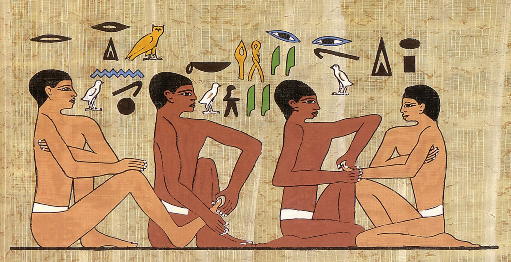 Egypte-voetreflexology